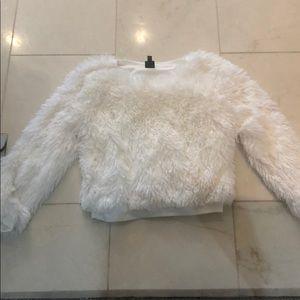 Girls Sweater NWOT